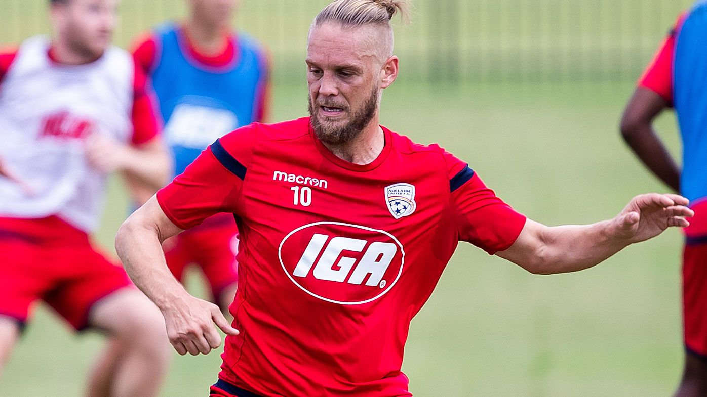 Adelaide United recruit Ken Ilso banned for testing positive to cocaine