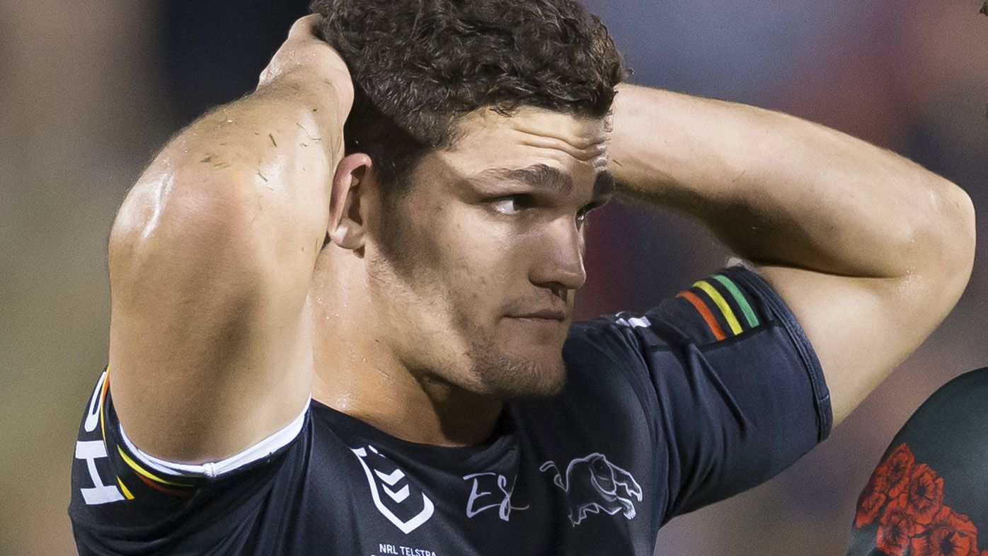 Nathan Cleary caught with group of women at home on Anzac Day amid virus lockdown