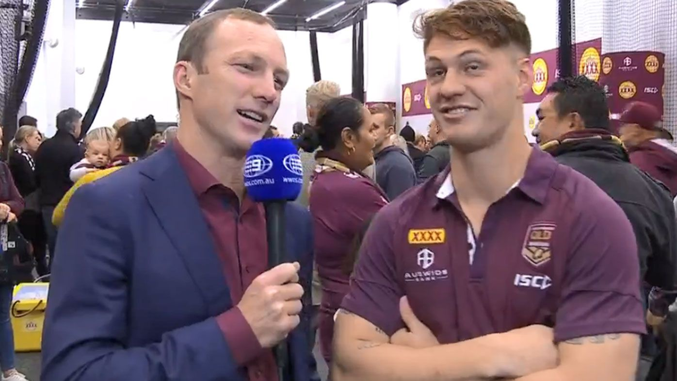 Kalyn Ponga's curious post-game Tom Trbojevic reaction after Game 2 loss