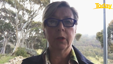 Jane Halton, chair of the Coalition for Epidemic Preparedness, said the borders with Queensland shouldn't be closed amid the new case.