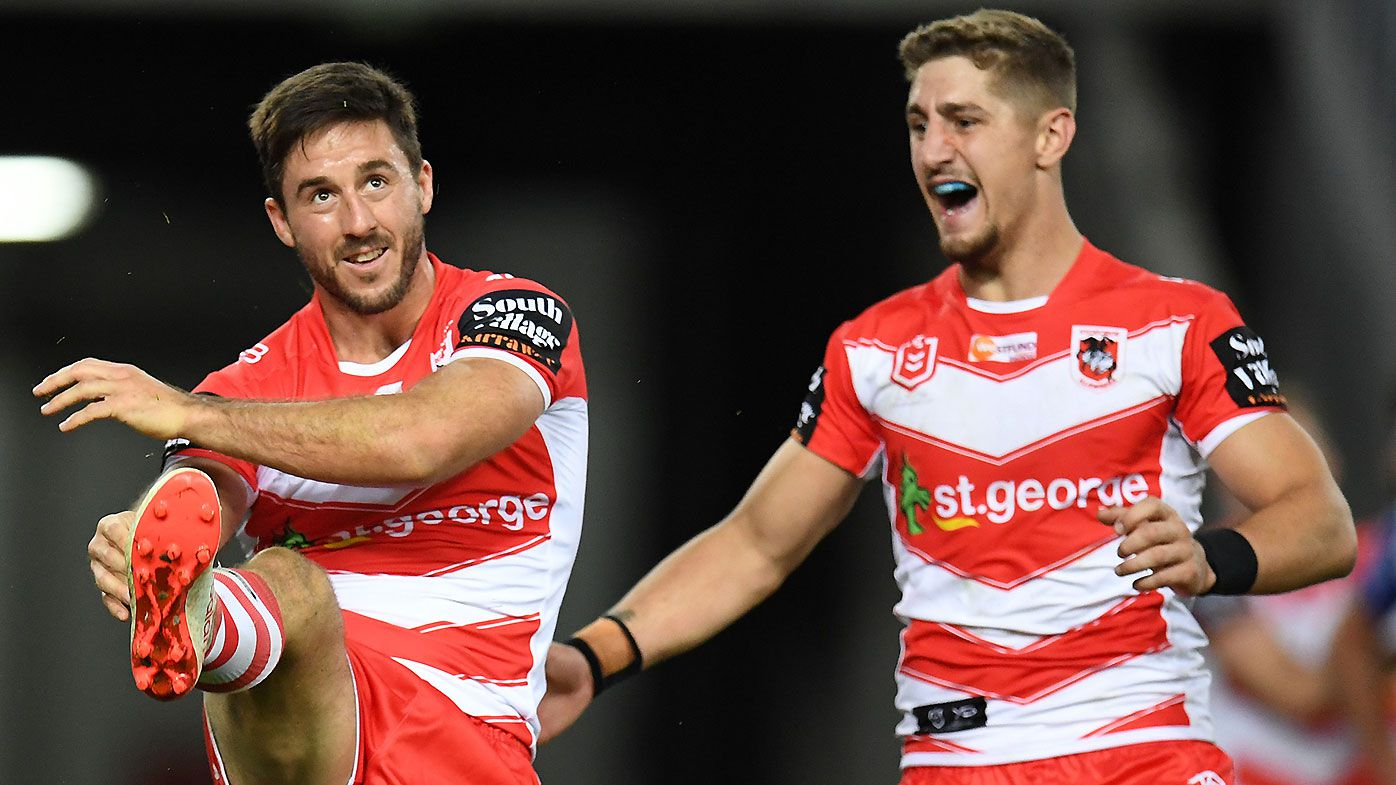Returning Corey Norman sparks St George Illawarra to Bulldogs rout