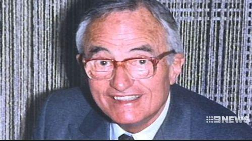 Prominent greyhound bookmaker Charles Skarratt.