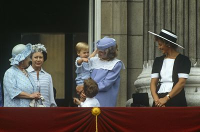 Trooping the Colour, 1984