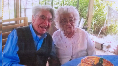 World's oldest married couple husband dies confirmed