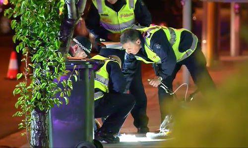 Police are investigating the scene in Coburg.
