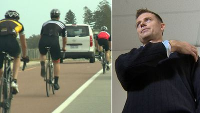 Cyclists claim lax enforcement of minimum gap rule