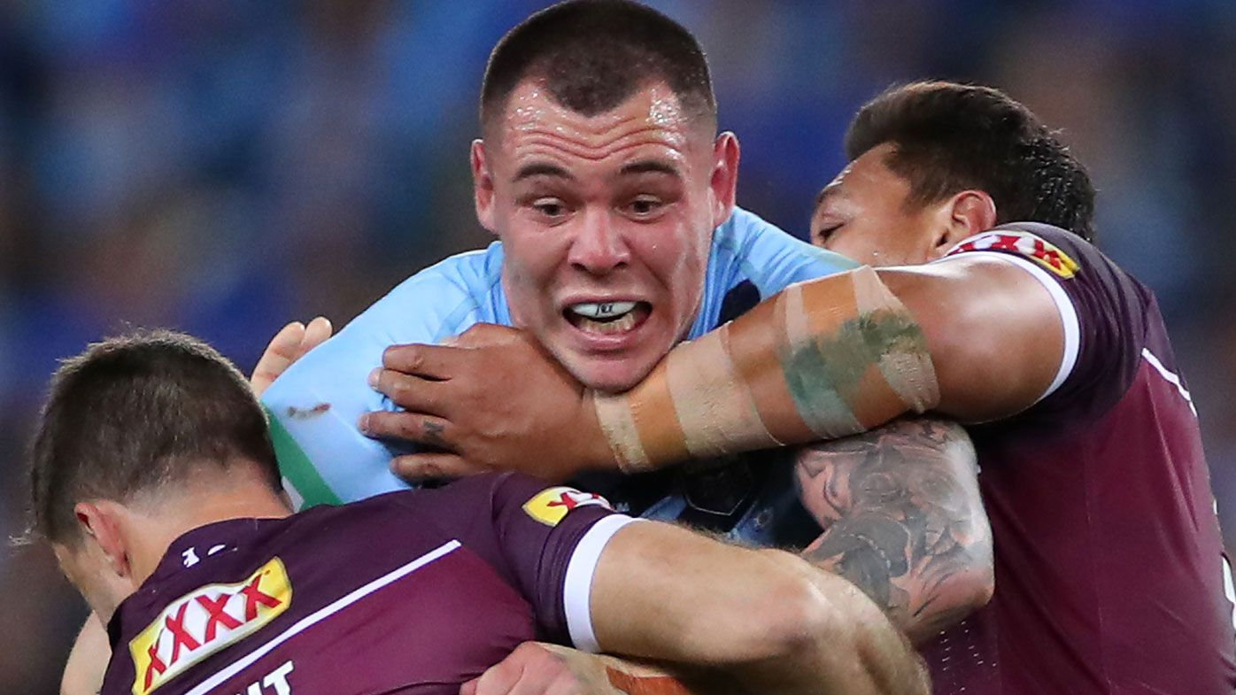 EXCLUSIVE: Paul Gallen on why top prop David Klemmer missed NSW State of Origin squad