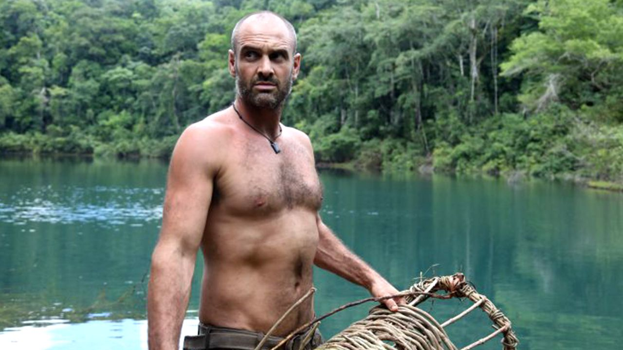 PREVIEW: Marooned with Ed Stafford: Marooned With Ed
