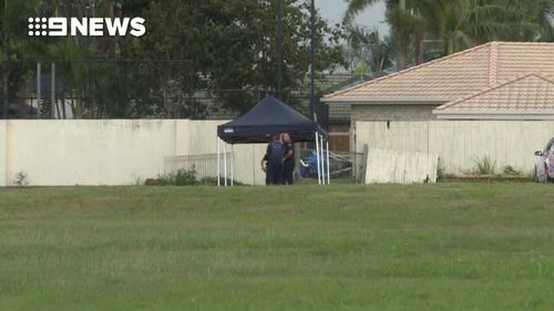 A number of crime scenes have been established with forensic and scientific officers attending. (9NEWS)