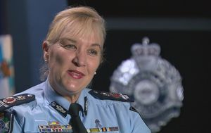 Queensland's Police Commissioner looks back on 2020