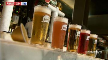 VIDEO: Melbourne pubs trial new beer in a pod