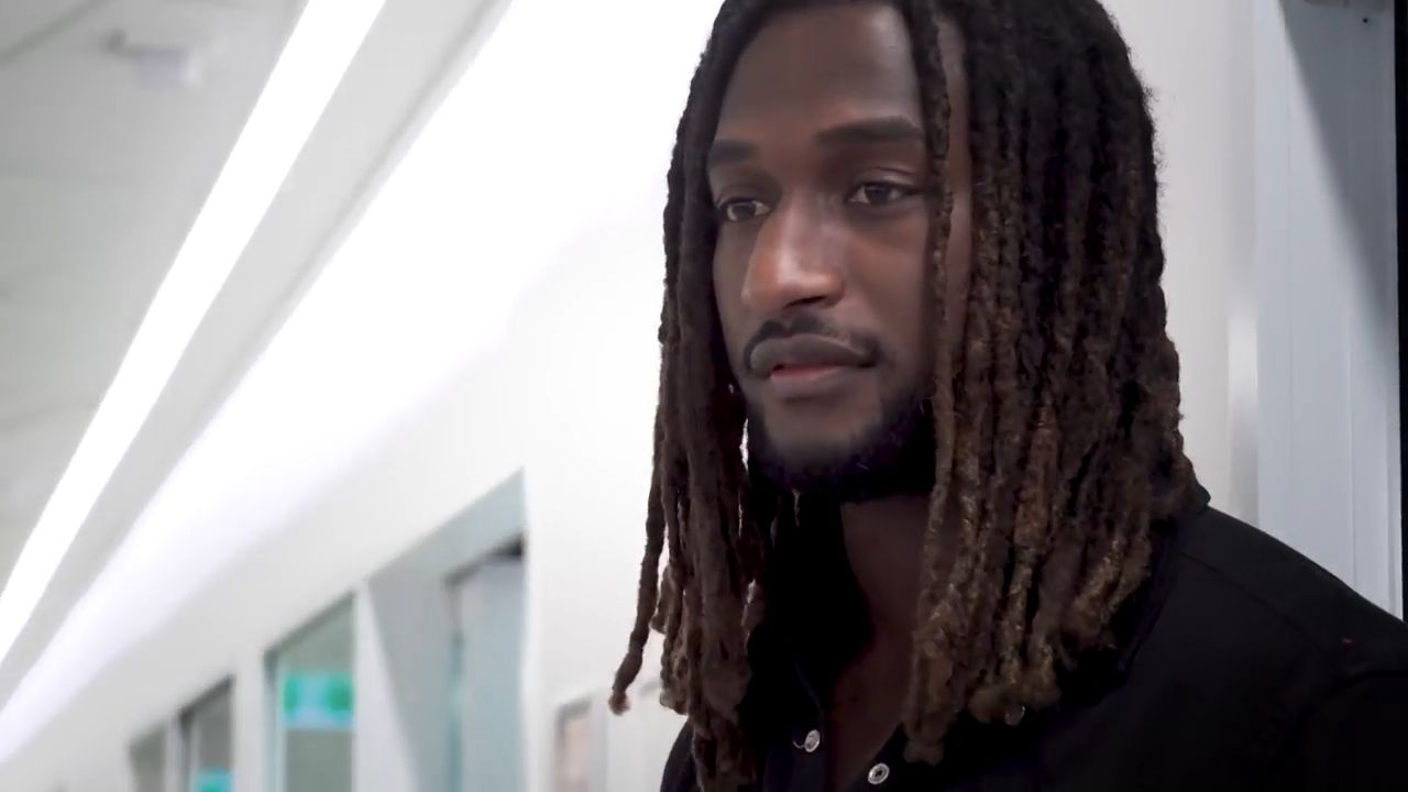 West Coast Eagles star Nic Naitanui sets up Go Fund Me for young cancer patient