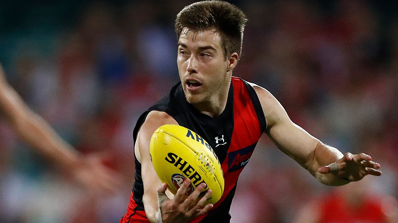 Port Adelaide emerges as latest Zach Merrett suitor with Bombers star yet to re-sign