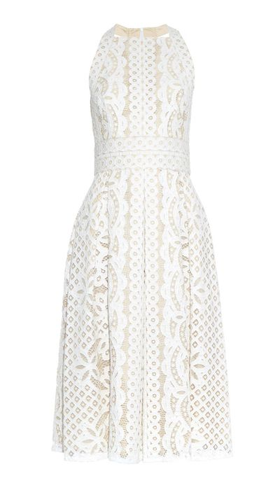 """Derby Day is just around the corner, so here are 15 dresses that fit the day's """"black and white"""" dress code just as well as they will your wardrobe."""