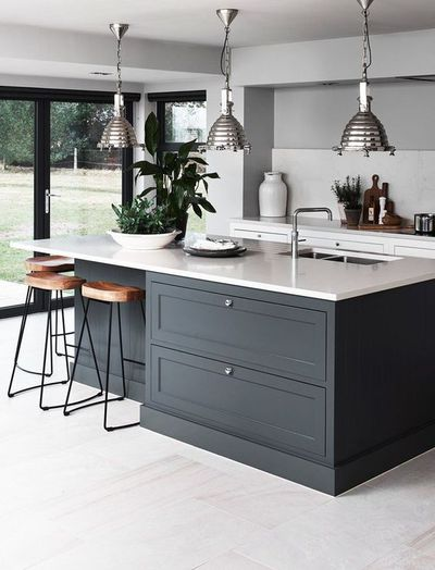 Keep counters as clutter-free as possible