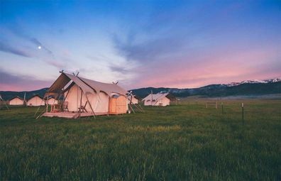 Under Canvas Yellowstone