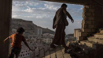 Scenes from Yemen.