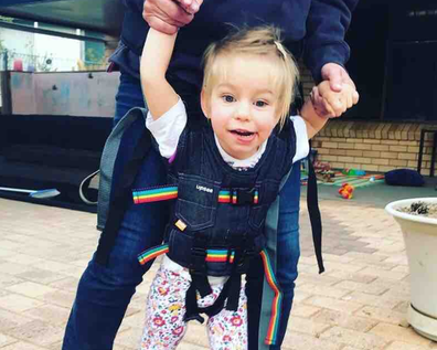 NSW toddler rare disease