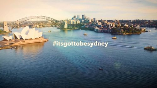 A new campaign about to launch is letting corporate visitors know Sydney is open for business