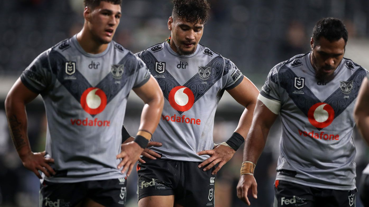 Warriors players may want to return home after club owner axes Stephen Kearney