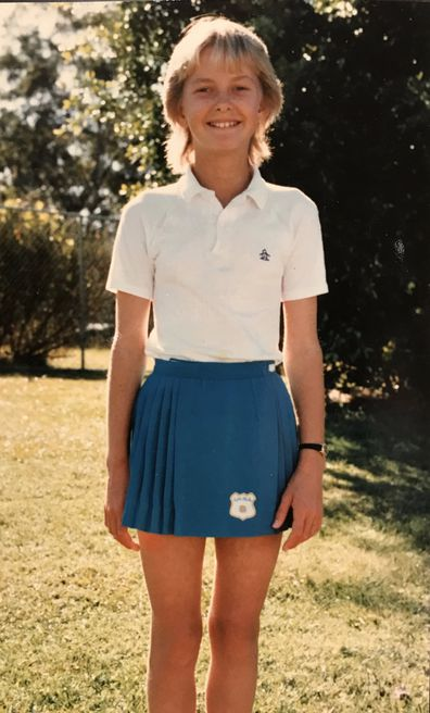 Today's Deb Knight shares brilliant throwback to her netball days
