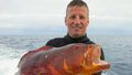 Shark attack victim Rick Bettua