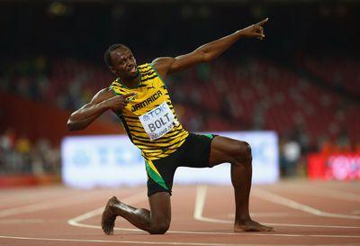 <strong>Usain Bolt, sprinter</strong>