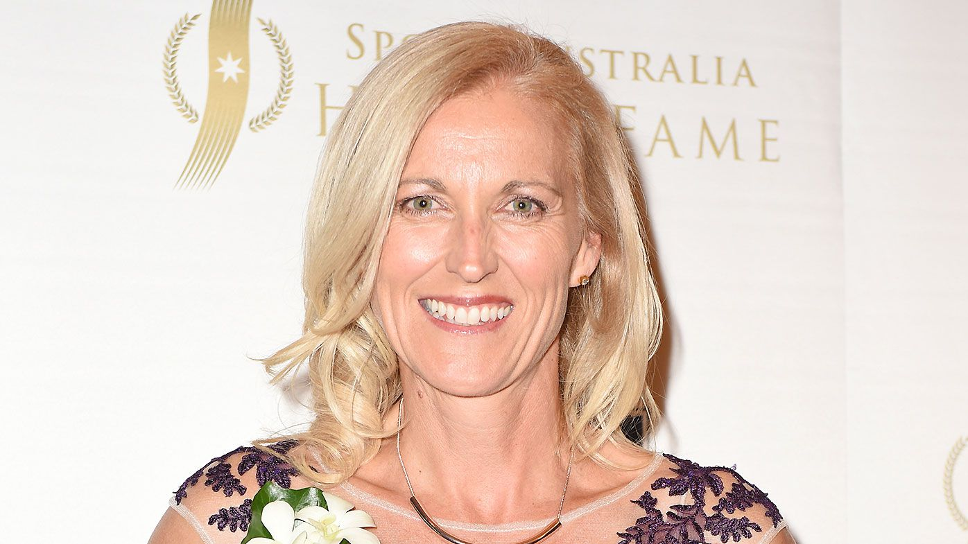 Inductee and Australian Olympian Kerri Pottharst OAM