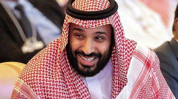 Saudi Crown Prince Mohammad Bin Salman