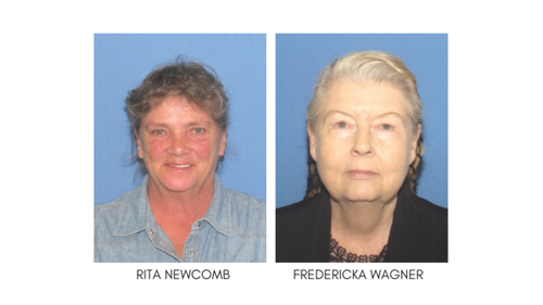 Rita Newcomb and Fredericka Wagner are also facing charges of obstructing the course of justice in relation to the case.