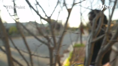 The mother has spoken to NITV's The Point for the first time since her two-year-old daughter was raped in Tennant Creek. Picture: NITV