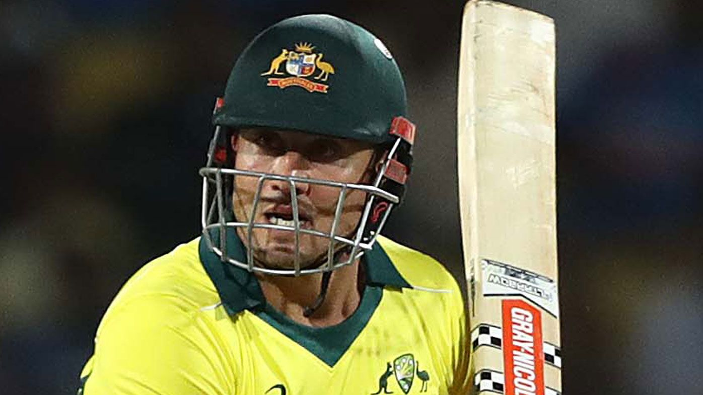 Aussies lose final-over thriller in India as Marcus Stoinis falls just short