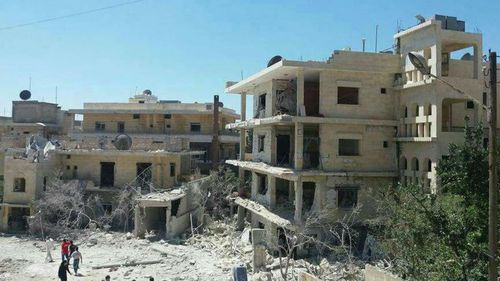 Save the Children-supported maternity hospital bombed in Syria