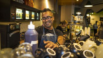 Cafe operators are in for a bit of relief when restrictions ease in Victoria in two weeks' time.