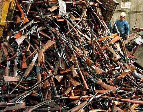 Report finds Australian gun deaths slashed since 1996