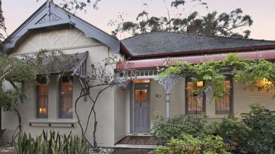 Sydney Federation home unrecognisable after coastal-style renovation