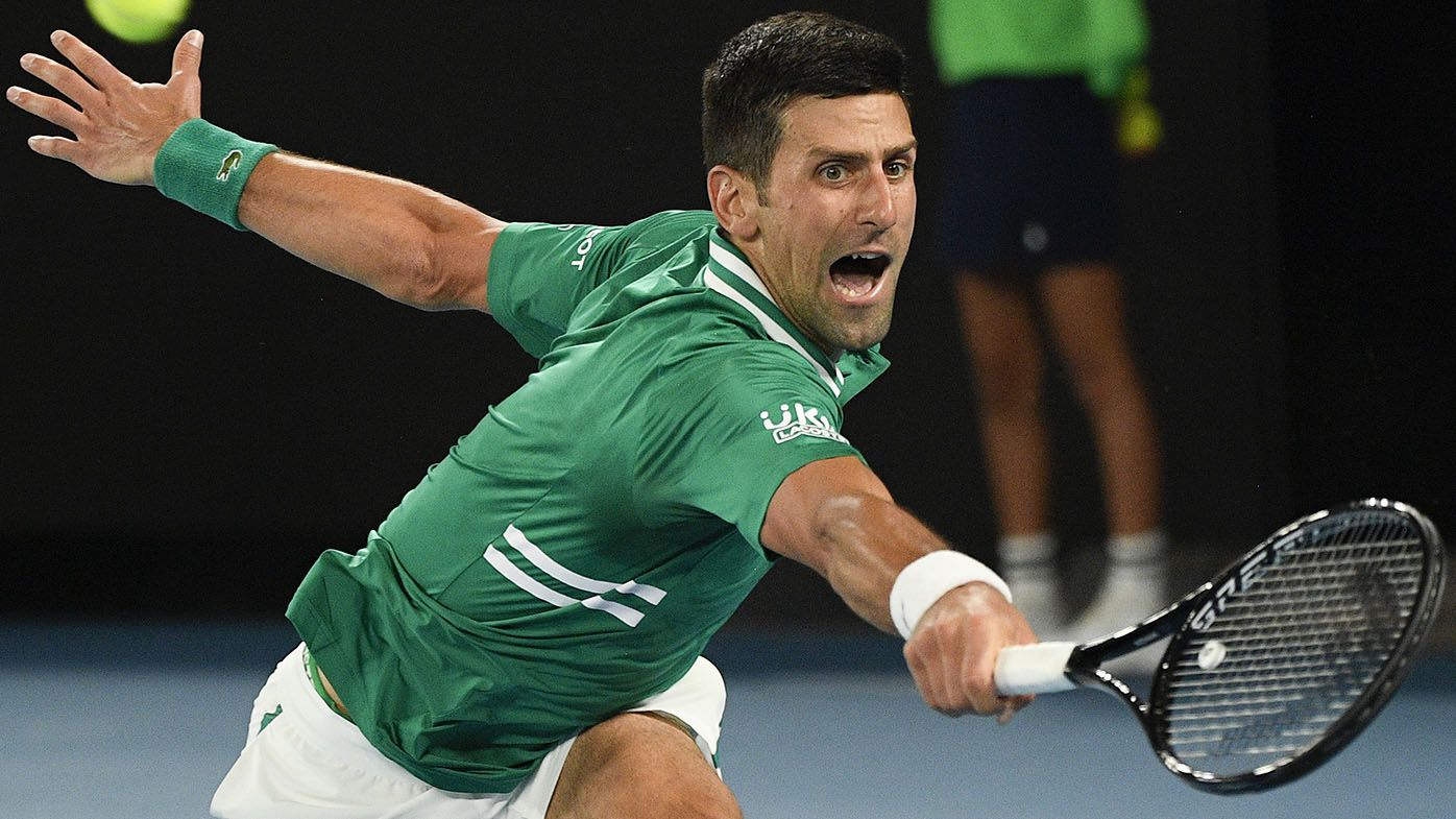 Novak Djokovic speaks out on brutal injury toll of Australian Open after quarantine