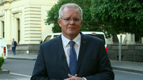 "Scott Morrison says he will ""do what's right for the country and our borders""."
