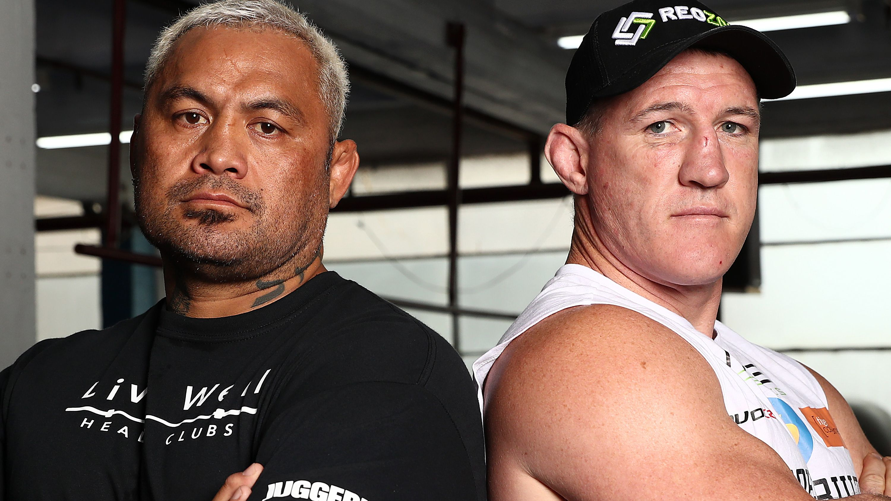 EXCLUSIVE: Paul Gallen knew when he was done in footy, and Mark Hunt is about to discover the same fate