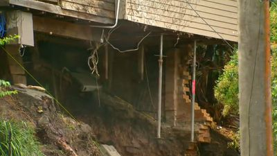 "Pittwater Mayor Jacqueline Townsend said the demolition was ""unfortunate"" and that residents were upset. (9NEWS)"