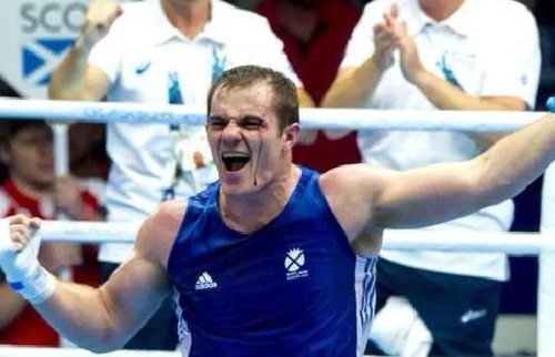 Levelle, who won bronze for Scotland in boxing at the Glasgow Commonwealth Games, now lives in Melbourne.