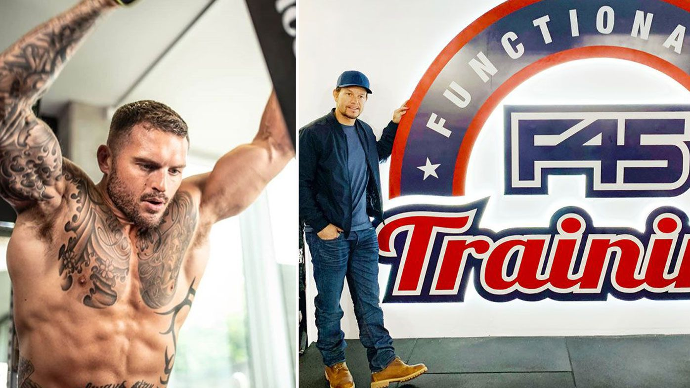 Why ex-NRL player Daniel Conn doesn't regret missing F45's Wahlberg investment boost