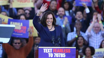 Kamala Harris announced her bid for the presidency this week.