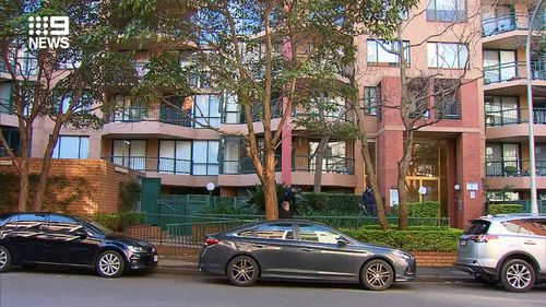 There was a party at a rented AirBnB on Wattle Street in Pyrmont.