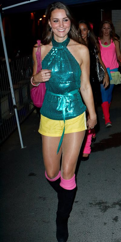 Roller disco, September 2008