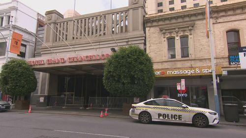 Grand Chancellor Hotel Adelaide