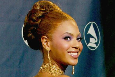Beyonce Knowles, beauty with booty.