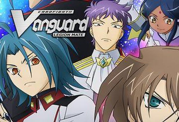 Cardfight!! Vanguard: Legion Mate