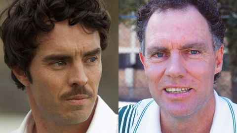 Ouch! Howzat actor's eye-watering ordeal to transform into Greg Chappell