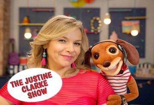 Justine Clarke's Ta Da!